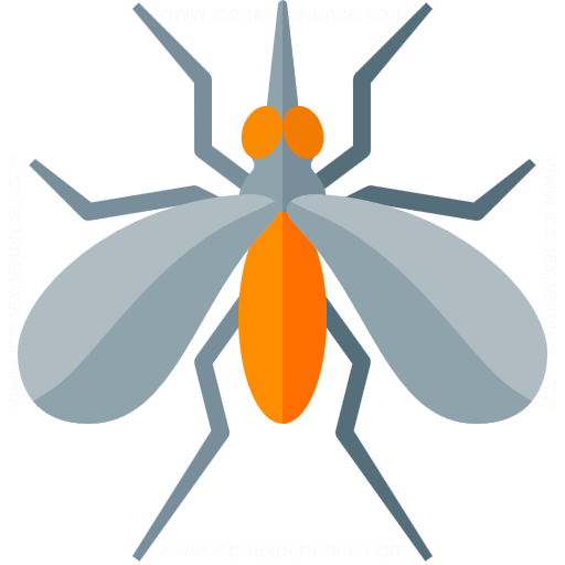 Iconexperience G Collection Mosquito Icon