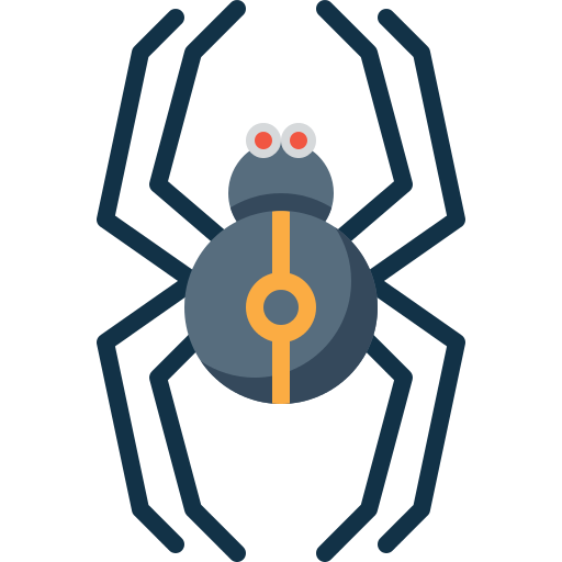 Spider Bug Png Icon