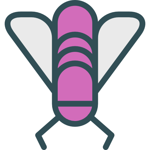 Insect, Fly, Animals, Animal Kingdom, Bug Icon