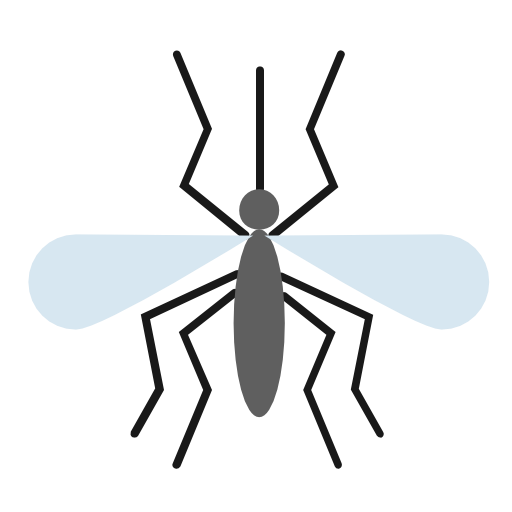 Insects, Insect, Mosquito Icon Free Of Insects Flat Icons