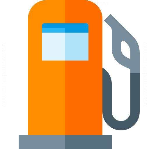 Iconexperience G Collection Fuel Dispenser Icon