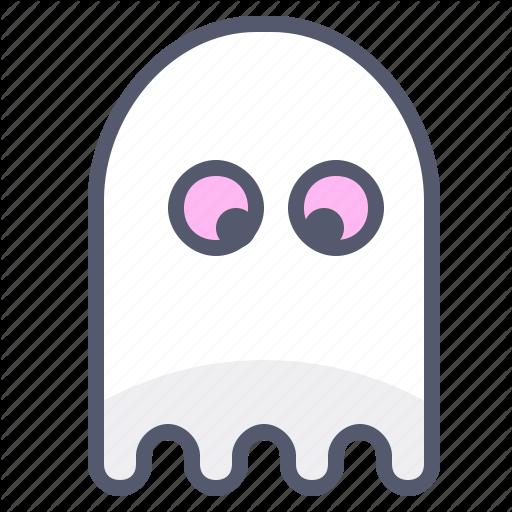 Arcade, Game, Ghost, Phantom Icon