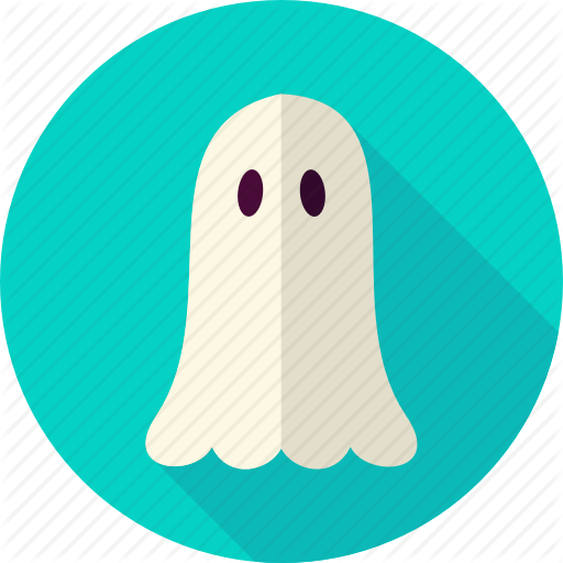 Ghost, Halloween, Phantom, Poltergeist, Scary, Specter, Spirit Icon