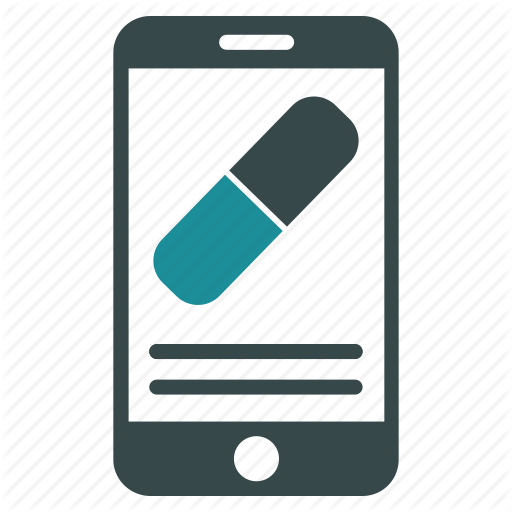 Ambulance, Drugstore, Medical, Mobile, Online, Pharmacy, Shop Icon