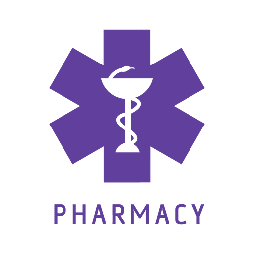 Flat Pharmecy Icon