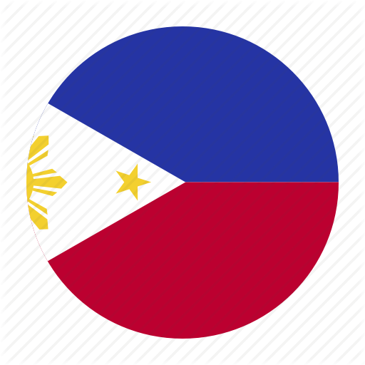 Asia, Asian, Country, Flag, Philippine, Philippines, Phl Icon