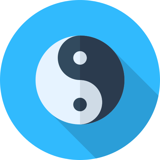 Yin Yang Philosophy Png Icon