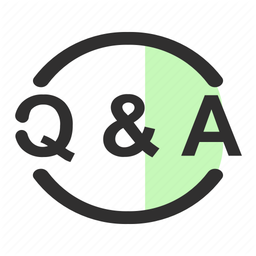 Ask, Business, Help, Qampa, Question Icon
