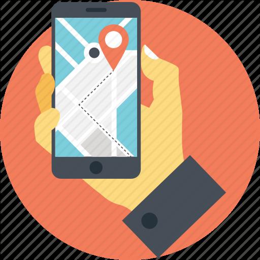 Mobile App, Mobile Gps, Mobile Navigation, Navigation App