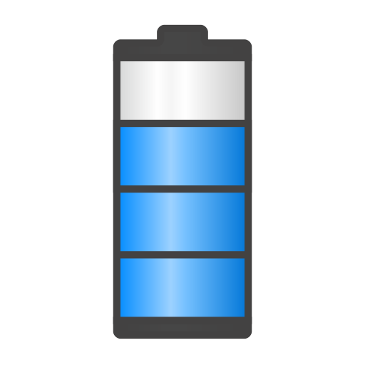 Third, Battery Icon