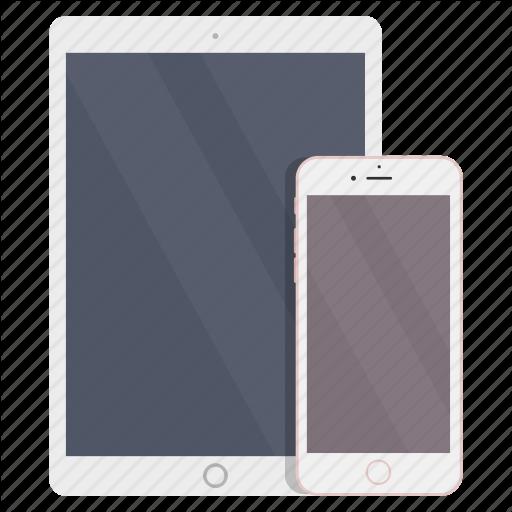 Apple, Device, Electronics, Ipad, Iphone, Phone, Tablet Icon