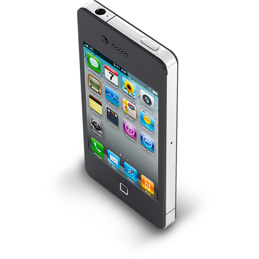 Iphone Black Icon Apple Mobile Iconset Archigraphs