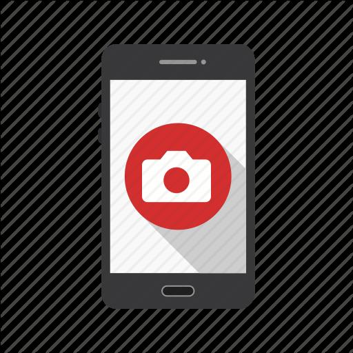 App, Camera, Mobile, Phone Icon