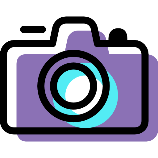 Photo, Camera Icon Free Of Color Desktops And Gadgets Assets Icons