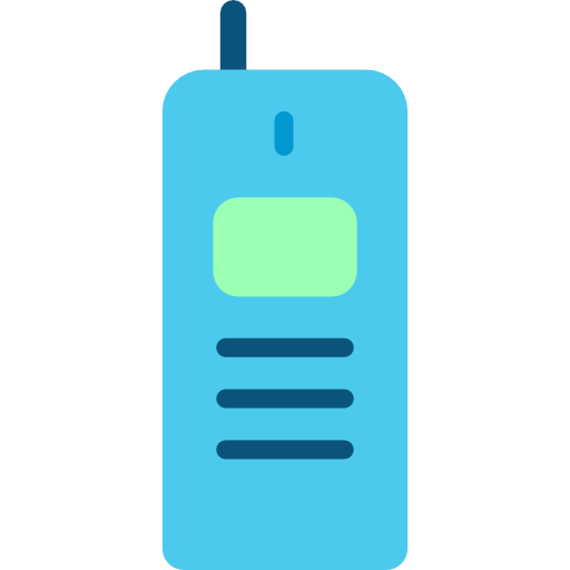 Telephone, Technology, Phone Receiver Icon