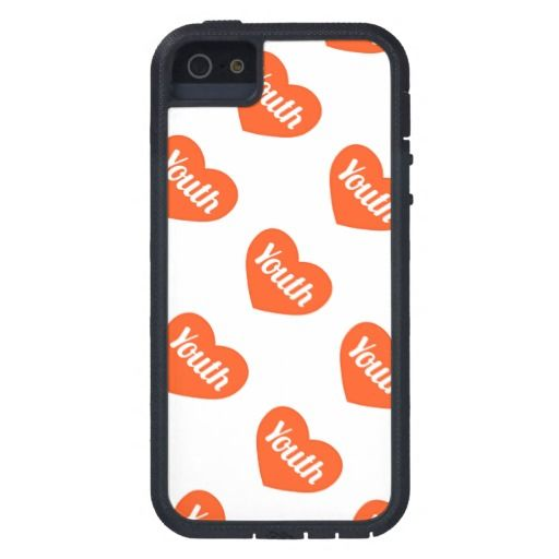 Youth Concept Iphone Case Text From Zazzle Iphone Case
