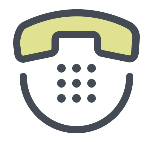 Support, Service, Phone, Contact, Call, Communication Icon