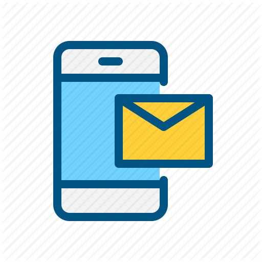 App, Email, Email App Icon, Message, Mobile, Smart Phone Icon