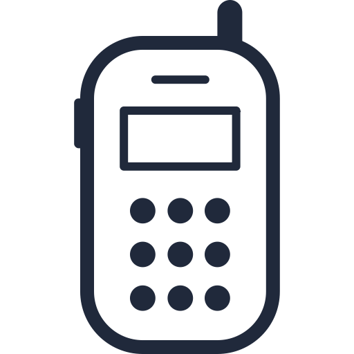 Mobile, Message, Phone, Chat, Call, Smartphone, Email Icon