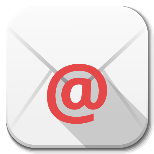 Apps Email Client Icon Flatwoken Iconset Alecive