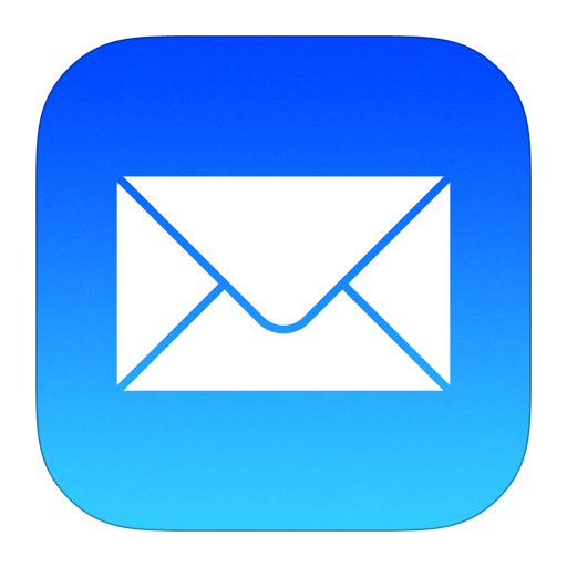 Iphone Mail Icon Transparent Png Clipart Free Download