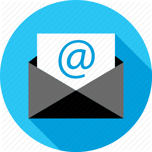 Email, Envelope, Mail, Message, Online, Seo, Web Icon Icons Flat