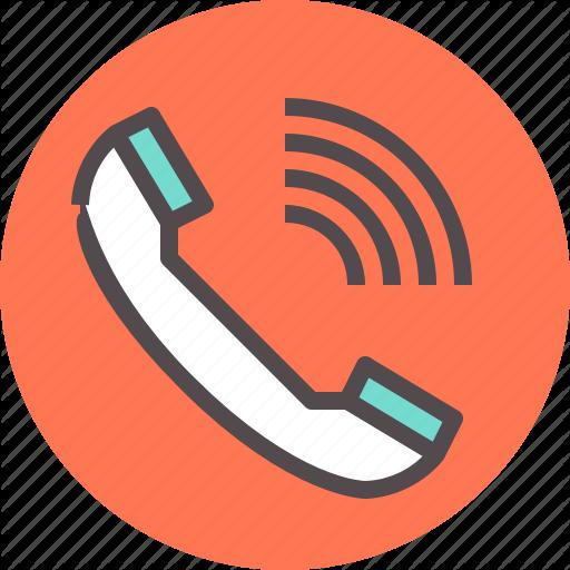 Buzz, Call, Handset, Phone Icon