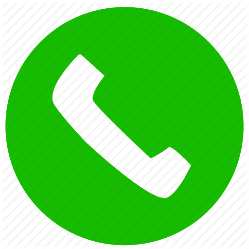 Green Phone Icon Logo Png Images