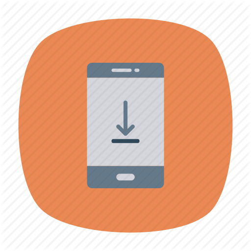 Device, Download, Mobile, Phone Icon