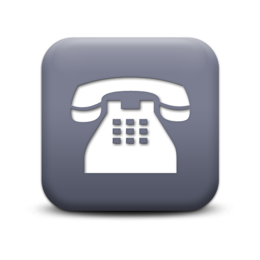 Cell Phone Contact Icon Gray Images