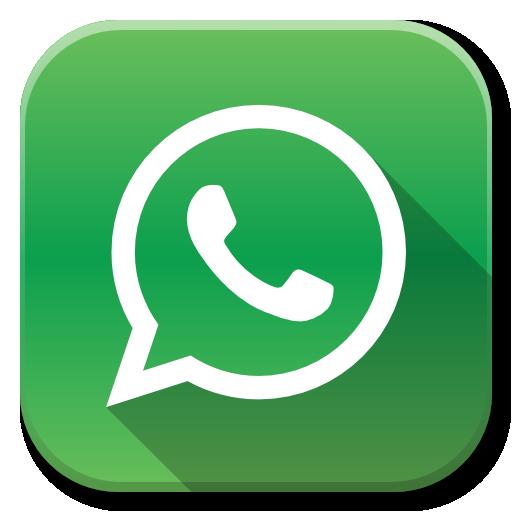 Apps Whatsapp Icon Flatwoken Iconset Alecive