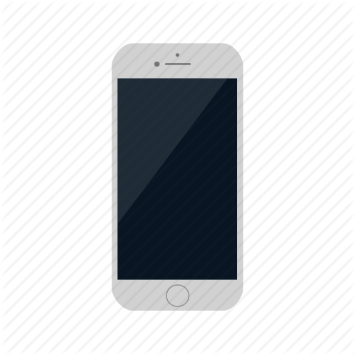 Apple, Iphone Mobile, Phone, Smartphone Icon
