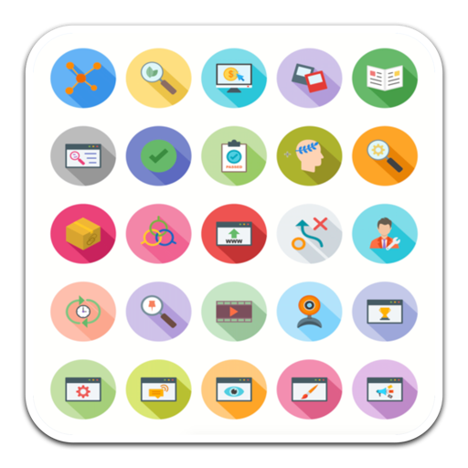 It Mobile Phone Service Icon Vector Icon Material