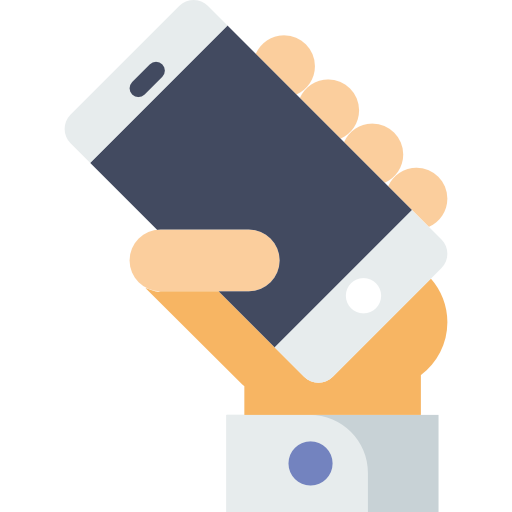 Phone Icon Vector Smartphone Free Vector Icon Designed
