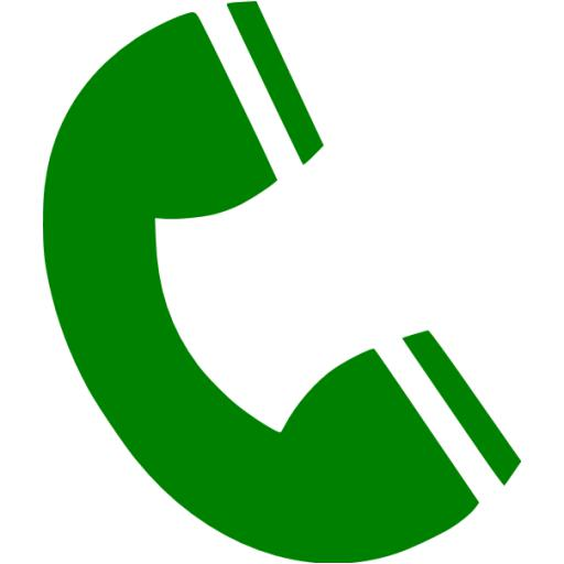 Green Phone Icon Images