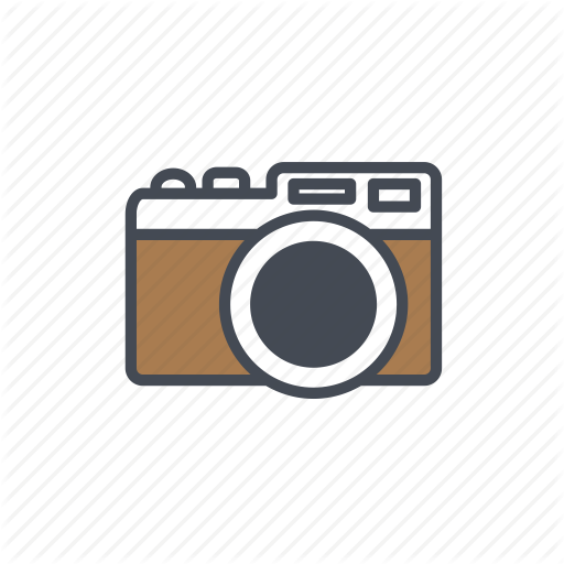 Camera, Photography, Point And Shoot, Vintage Camera Icon