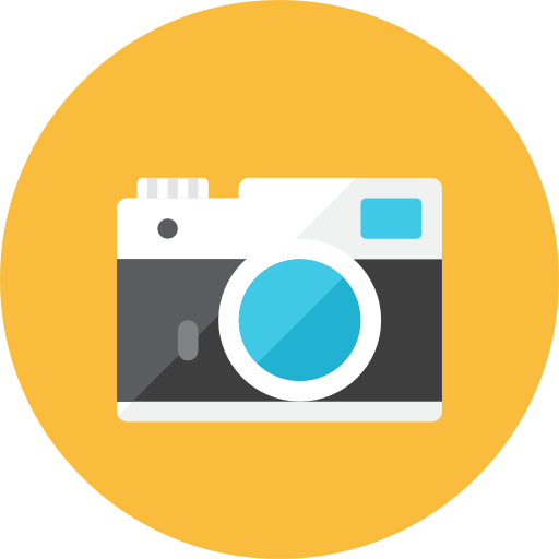 Camera Front Icon Kameleon Iconset Webalys