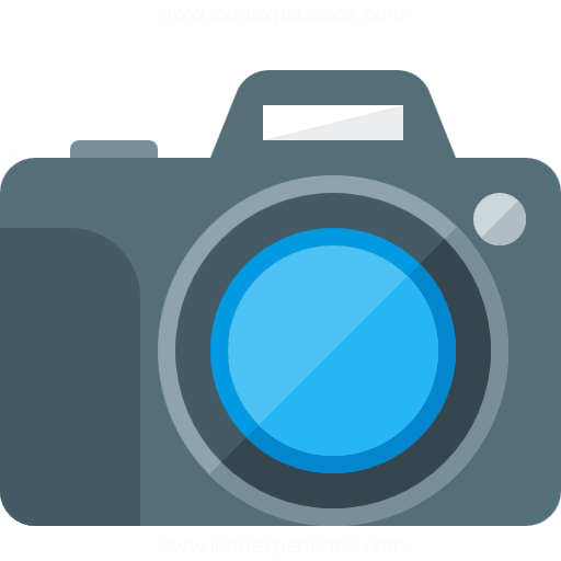 Iconexperience G Collection Camera Icon