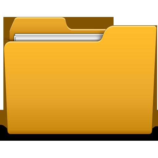 Folder Full Icons