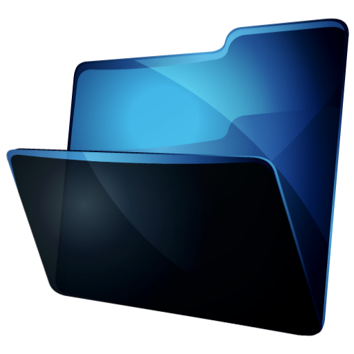 Folder Icon Hydropro Iconset Media Design