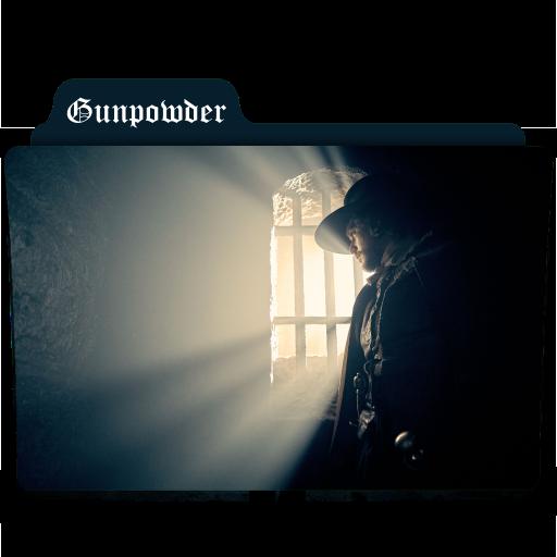 Gunpowder Folder Icon