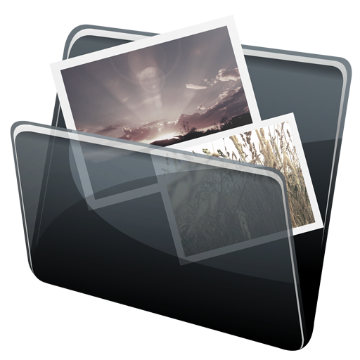 Hp Pictures Folder Icon Hydropro Iconset Media Design