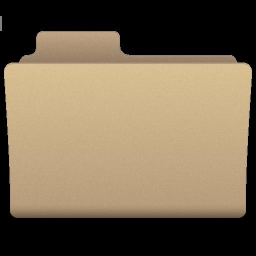 Yellow Generic Folder Icon