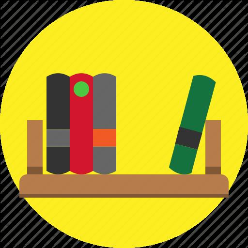 Book, Books, Booshelf, Library Icon