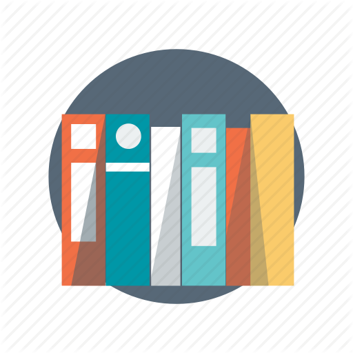 Book, Books, Education, Knowledge, Library Icon