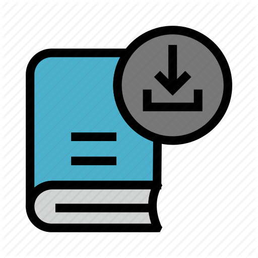 Book, Content, Download, Education, Library Icon