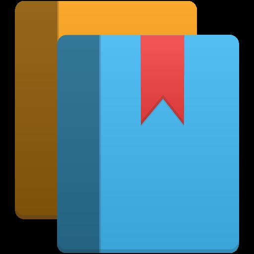 Library Icon Flatastic Iconset Custom Icon Design