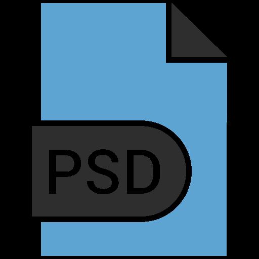 Photoshop Extension, File, Photoshop Icon