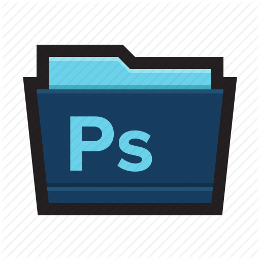 Adobe, Folder, Graphics, Photoshop, Pictures Icon