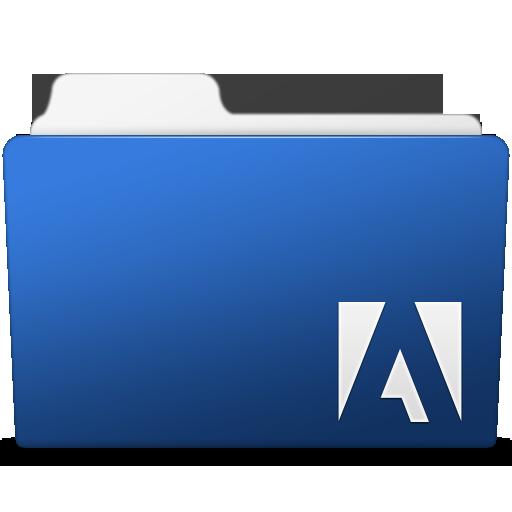 Adobe Photoshop Folder Icon Smooth Leopard Iconset Mcdo Design